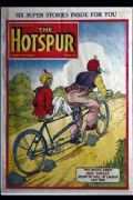 Vintage cycling magazine poster- The Hotspur